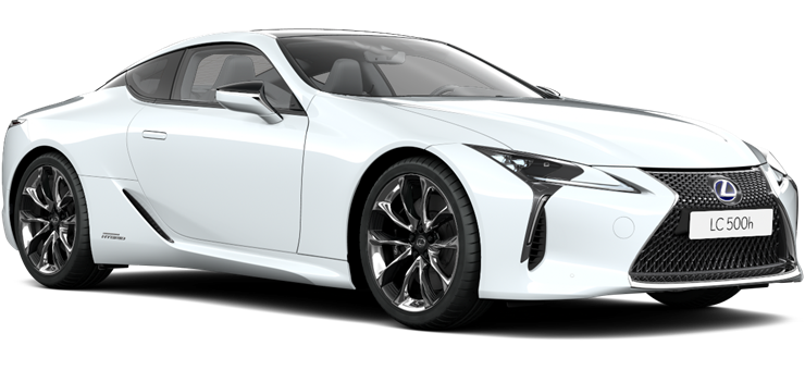 LC 500h SPORT+ Pack