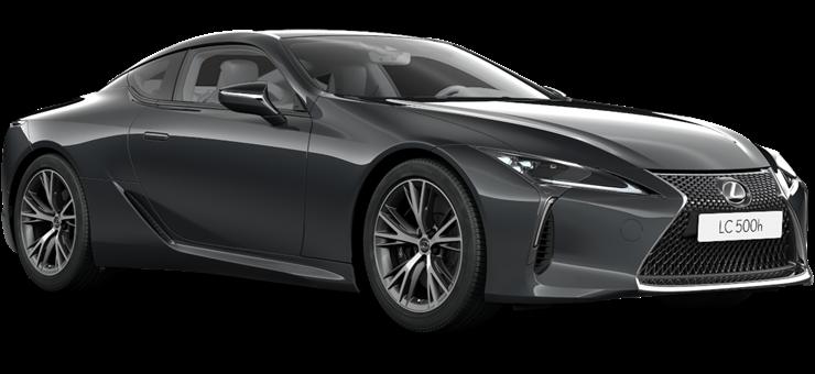 LC 500h LC500h Luxury