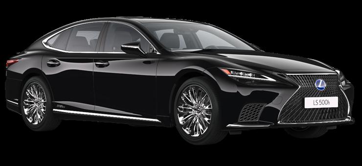 LS 500h AWD Luxury 4