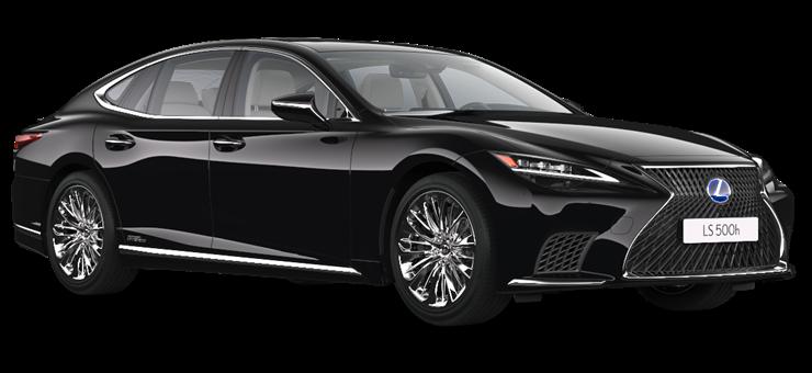 LS 500h AWD Luxury 1