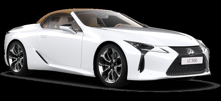 LC 500 Convertible Premium