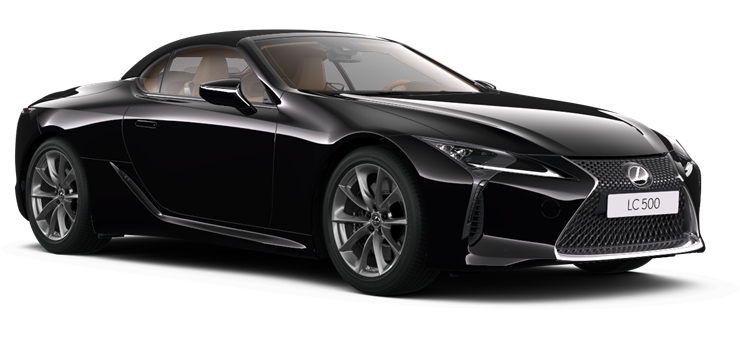 LC 500 Convertible LUXURY TOP