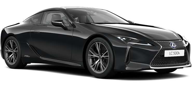 LC 500h (klasa: Luxury)