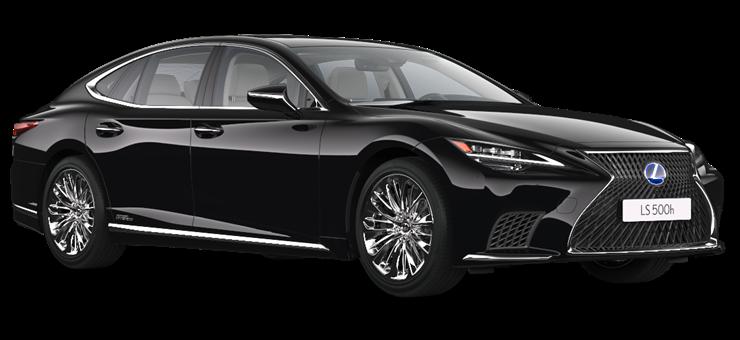 LS 500h Luxury