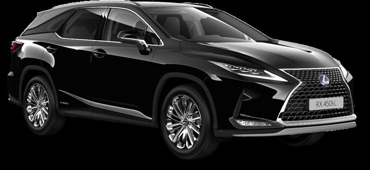 RX L Hybrid Luxury