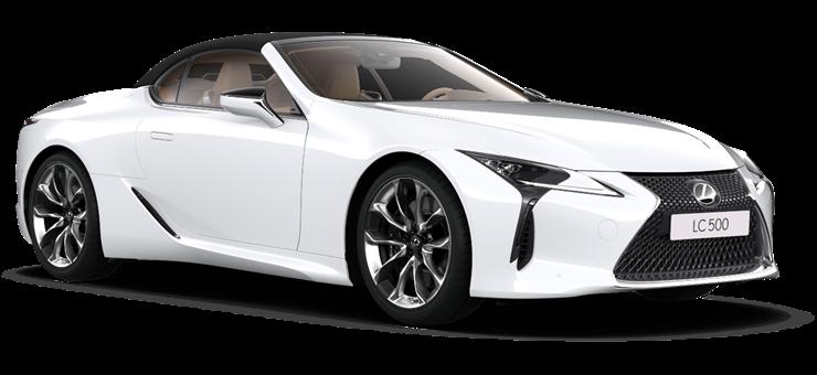 LC 500 Convertible Luxury